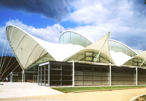 Commercial Canopy Membrane Structure
